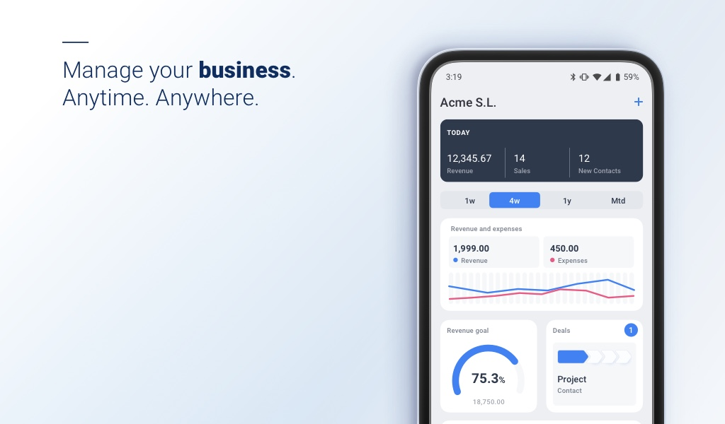Holded - Manage your business screenshot 10
