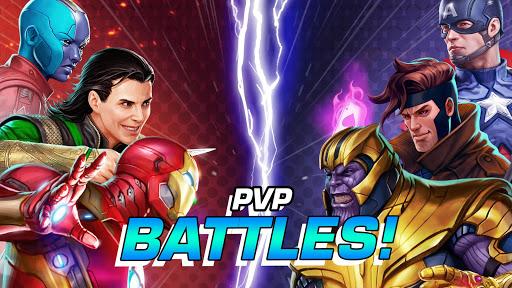 MARVEL Puzzle Quest: Join the Super Hero Battle! 219.556184 screenshots 16