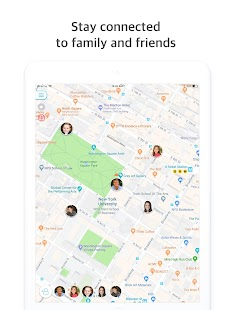 iSharing - GPS Location Tracker for Family Screenshot