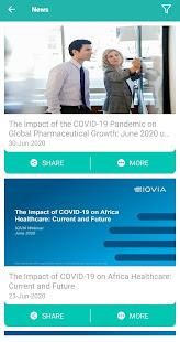 IQVIA Sales View: Pharma Industry Intelligence App