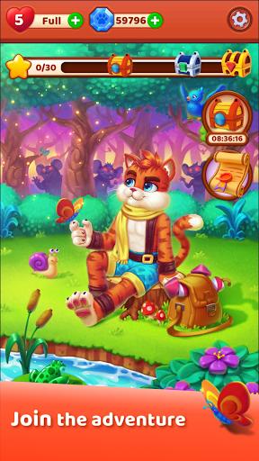 Cat Heroes: Puzzle Adventure 45.5.1 screenshots 5