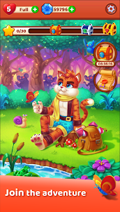 Cat Heroes – Color Matching Puzzle Adventure 5