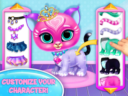 Baby Tiger Care - My Cute Virtual Pet Friend modavailable screenshots 15