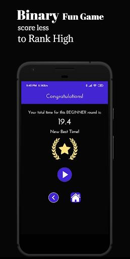 Binary Funu2122: Number System Game 9.0-Free screenshots 5