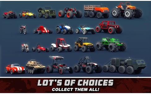 Mini Racing Adventures MOD APK (Unlocked All) 3