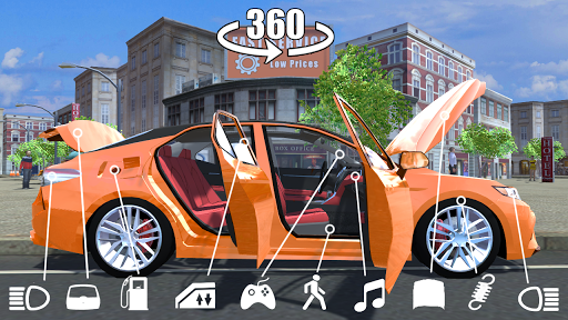 Car Sim Japan 1.1 Screenshots 11