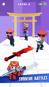 Free Sword Play! Ninja Slice Runner 2