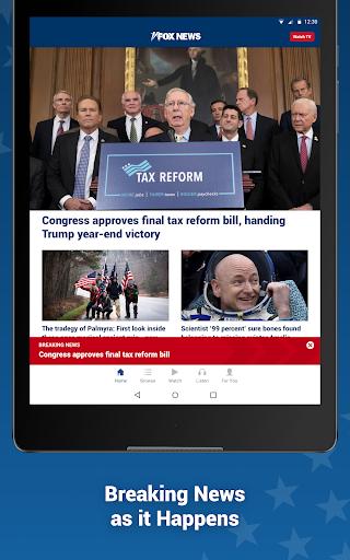 Fox News: Breaking News, Live Video & News Alerts 4.20.0 Screenshots 10