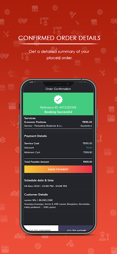 Housejoy-Trusted Home Services 6.0 Screenshots 7