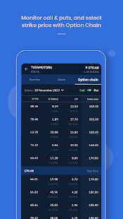Upstox Pro: Stock trading app for NSE, BSE & MCX Screenshot
