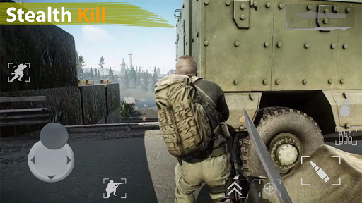 Code Triche Forward Strike Warfare: Offline Shooting Games apk mod screenshots 2