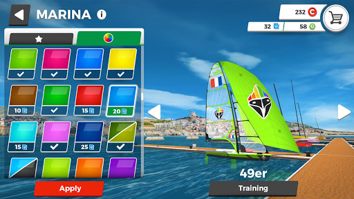 Virtual Regatta Inshore 3.0.4 screenshots 5