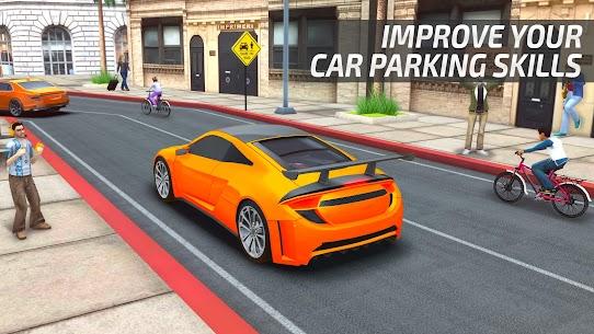 Driving Academy Car Parking  Simulator Games 2021 Apk Download 3