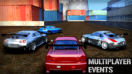 Illegal Race Tuning – Real car racing multiplayer Apk 5