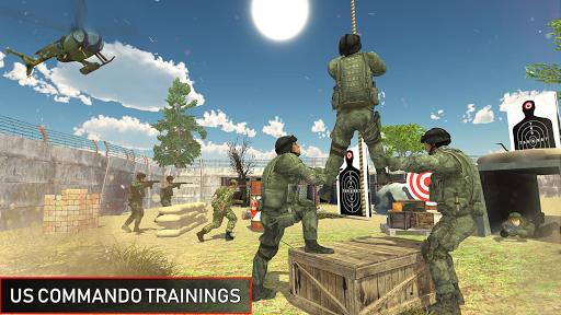 Army Mission Games: Offline Commando Game apkdebit screenshots 5