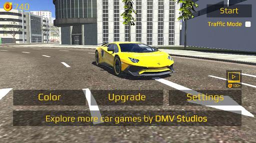 Lamborghini Aventador Simulator screenshots 1