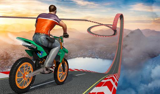 Bike Tricks Trail Stunt Master -Impossible Tracks 11 screenshots 8