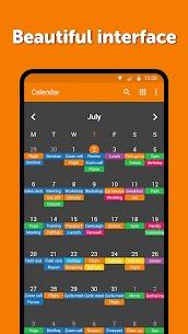 Free Simple Calendar Pro – Agenda  Schedule Planner 1