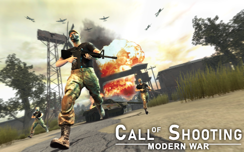 Call of FPS Shooting Modern Sniper Duty Ops Hack Cheats (iOS & Android) 4