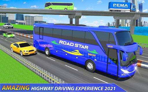 City Bus Simulator 2021: Free Coach Driving 2021  screenshots 4