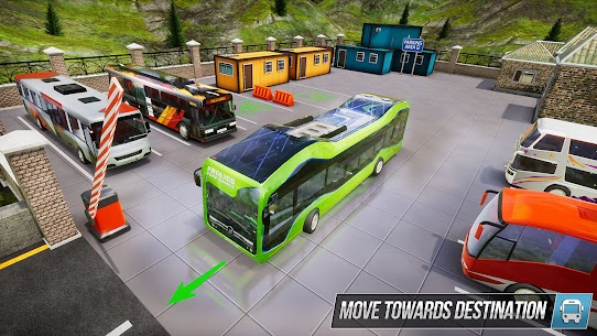 Modern Bus Simulator MOD APK (Unlimited Money) 4