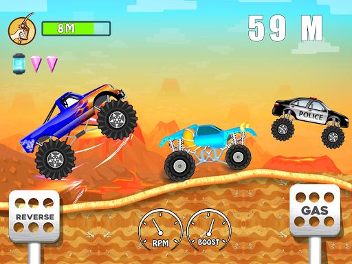 Monster Truck Games-Free Kids Games  screenshots 2