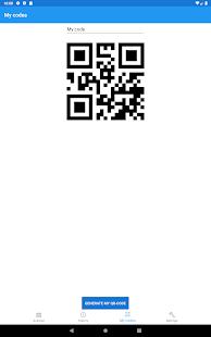 QR code Reader, Scanner and Generator - Free App