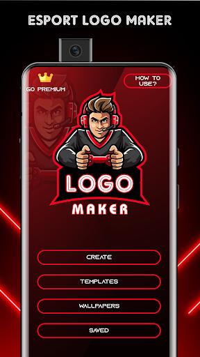 Logo Esport Maker | Create Gaming Logo Maker  Screenshots 1