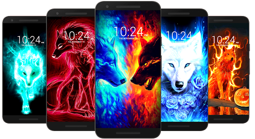 Wolf Wallpaper HD 13 Screenshots 9
