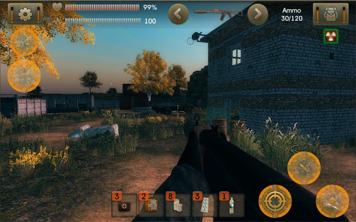 The Sun Evaluation: Post-apocalypse action shooter  screenshots 10