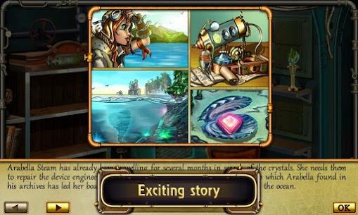 Treasures of the Deep 3