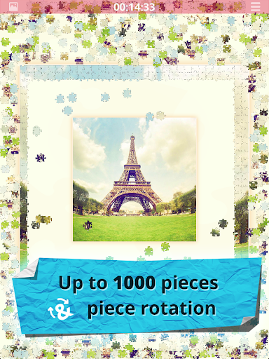 Jigsaw Puzzles Real  screenshots 11