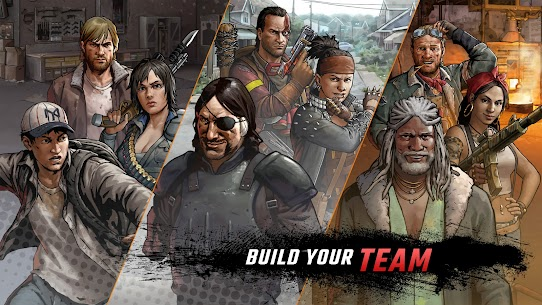 The Walking Dead: Road to Survival 2