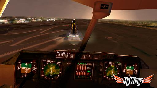 Flight Simulator 2015 FlyWings Free 2.2.0 screenshots 18