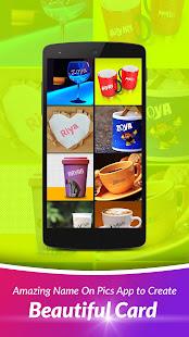 Name On Pics 1.4 Screenshots 8