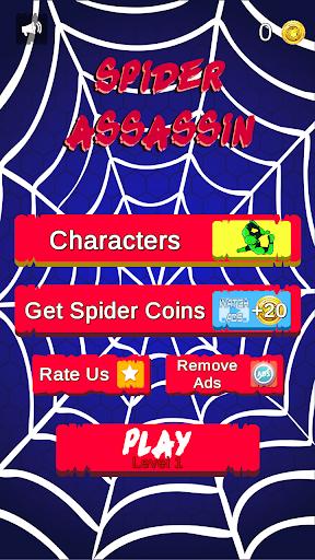 Spider Rope Hero: Superhero Assassin Hunter City screenshots 1