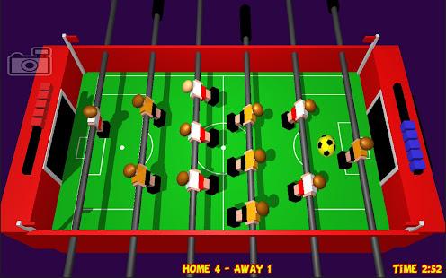 Table Football, Soccer 3D 1.20 Screenshots 3