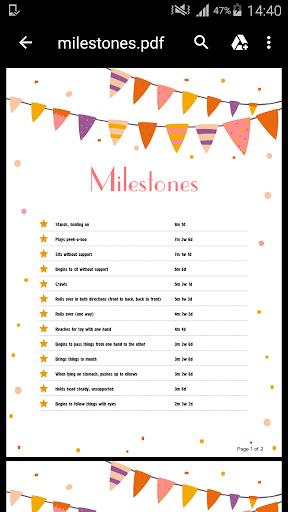Rainbow - Journal & Activities 2.7.7 Screenshots 8