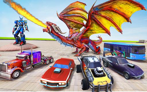 Robot Car Transformation 3D 1.1.18 screenshots 10