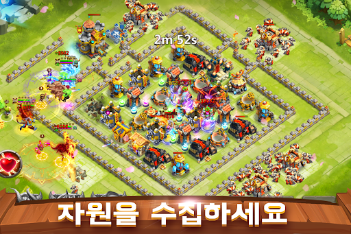 Castle Clash: uae38ub4dc ub85cuc584 1.7.6 screenshots 2