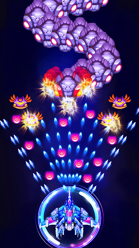 Galaxy Shooter Battle 2020 : Galaxy attack 1.0.6 screenshots 5