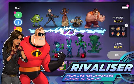 Code Triche Disney Heroes: Battle Mode apk mod screenshots 5