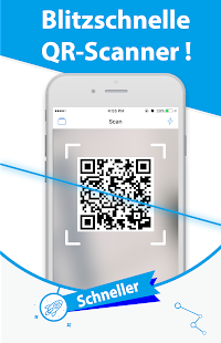 KOSTENLOS QR Code Scanner & QR Code Reader Screenshot
