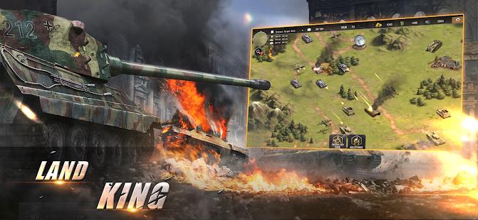 World War 2: Strategy Games WW2 Sandbox Tactics [v233] APK Mod for Android logo