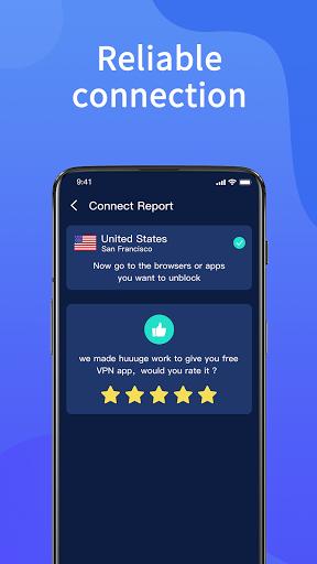 SuperGreen VPN Lite Free VPN Client  screenshots 4