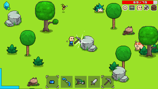 Whatcraft pixel games offline  screenshots 6