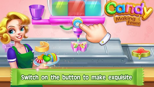 Sweet Candy Maker: Magic Shop 10