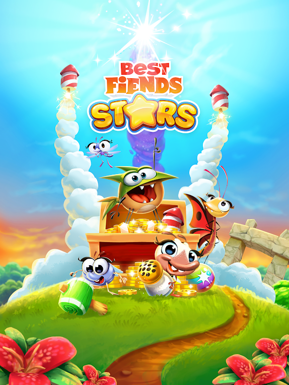 Best Fiends Stars - Free Puzzle Game poster 14