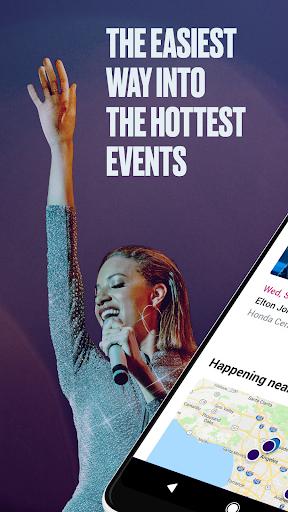 StubHub - Live Event Tickets modavailable screenshots 1