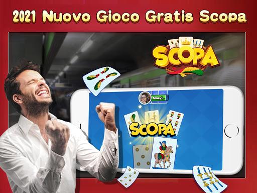Scopa:Italian Card Game online 1.1.9.0 screenshots 6